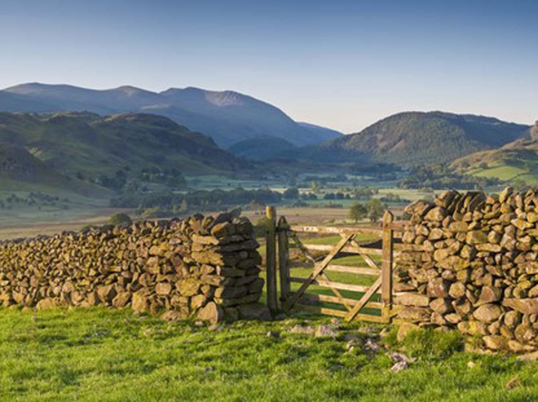 Good fences make good neighbours.